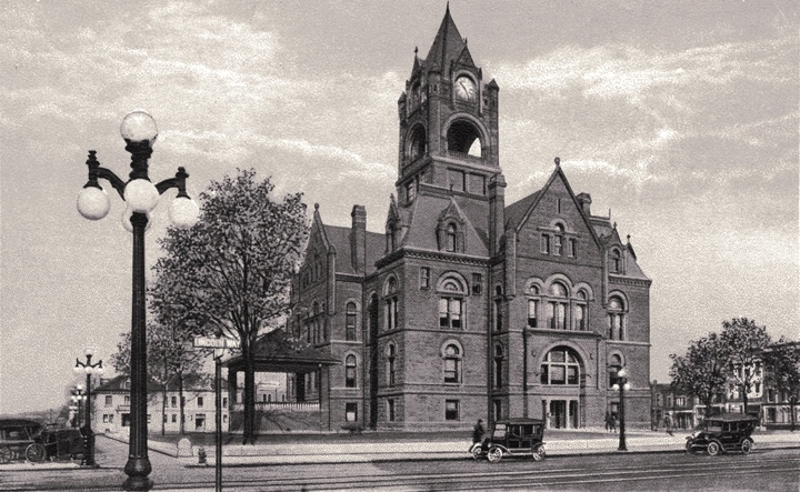 Davis county courthouse preservation fund for Laporte county building department